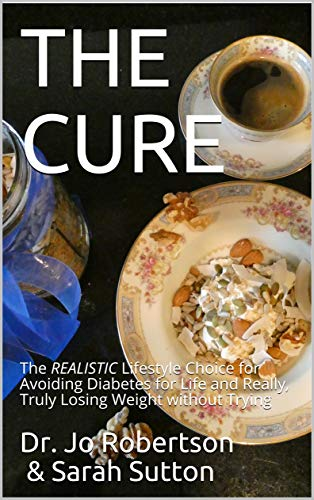 The Cure prediabetes cookbook with low-starch recipes